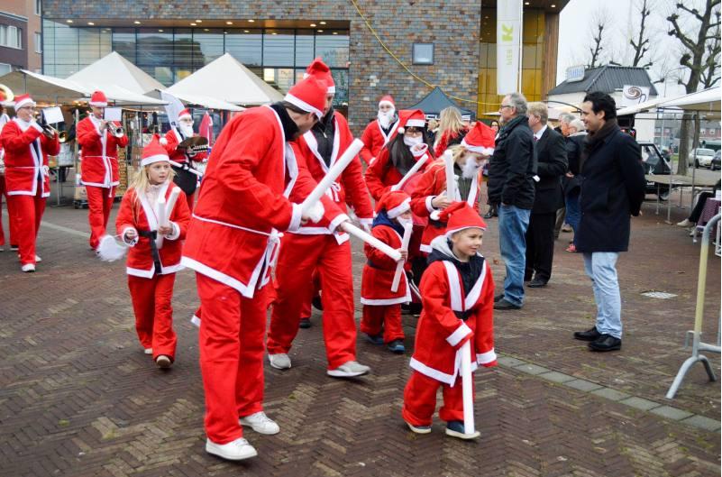 Rotary Santa Run 2016 - Voedselbank Haarlemmermeer