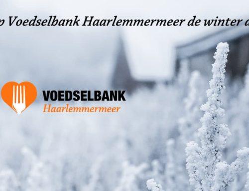 Help Voedselbank Haarlemmermeer de winter door