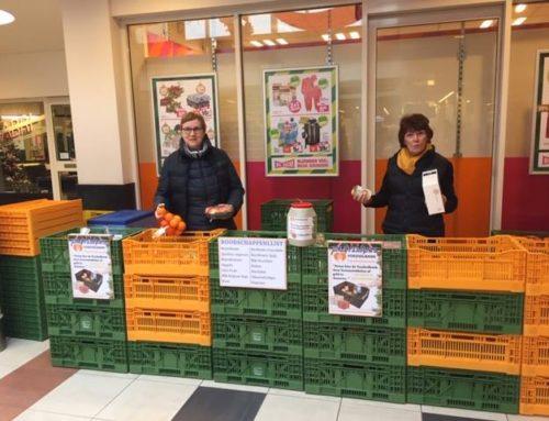Voedselbank Haarlemmermeer zoekt winkel inzamelaars
